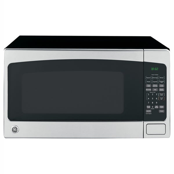 GE 2.0-CU Countertop Microwave Oven - Free Shipping Today - Overstock ...