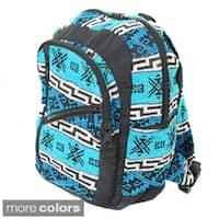 Handmade Peruvian Style Artisan Carry-on Backpack (Ecuador)