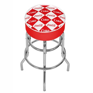 Trademark Games Coca-Cola Pub Stool