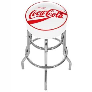 Trademark Games Coca-Cola Pub Stool