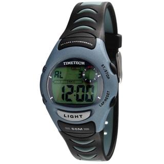Timetech Men's Digital Chronograph Watch
