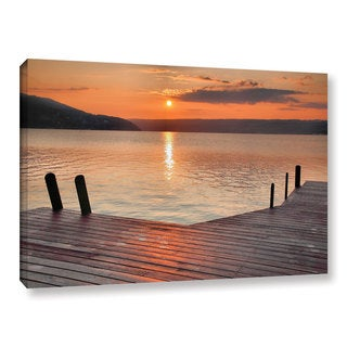Steve Ainsworth 'Another Kekua Sunrise' Gallery-Wrapped Canvas
