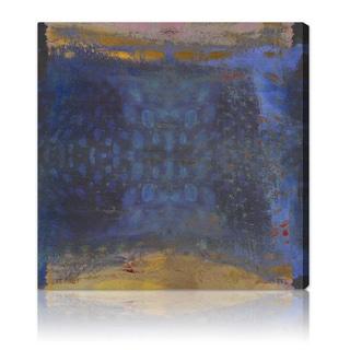 Oliver Gal 'Golden Beach' Canvas Art Print