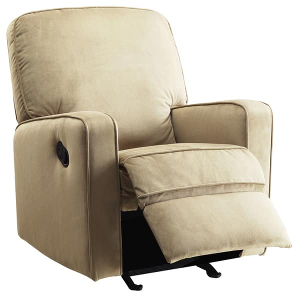 Swell Shop Bentley Camel Brown Fabric Modern Nursery Swivel Glider Beatyapartments Chair Design Images Beatyapartmentscom