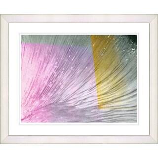 Studio Works Modern 'Pink Tango' Framed Print