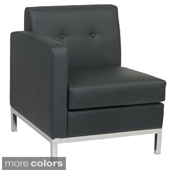 Office Star Products Wall Street Armchair