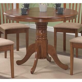 """Coaster Company Oak Dining Table - 30"""" x 40"""""""