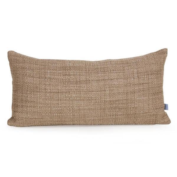 Coco Stone Textured Kidney Pillow