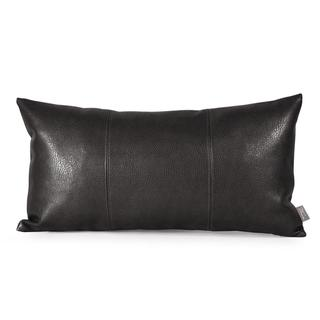 Avanti Black Kidney Decorative Pillow