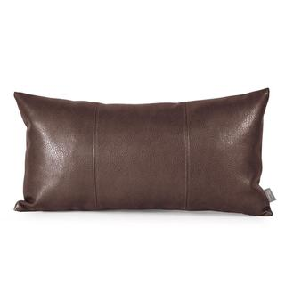 Avanti Pecan Kidney Decorative Pillow