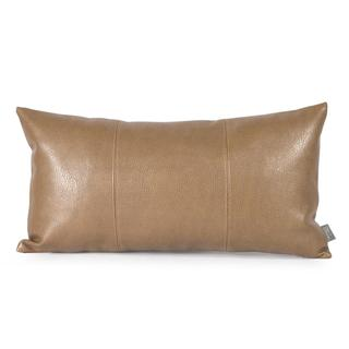 Avanti Bronze Kidney Decorative Pillow