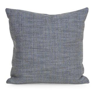 Coco Sapphire Square Decorative Throw Pillow