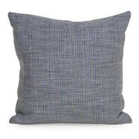 Coco Sapphire Square Decorative Throw Pillow