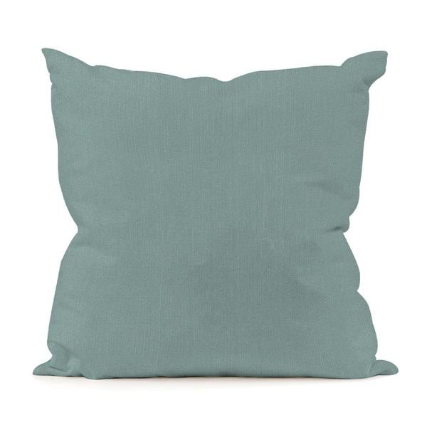 Sterling Breeze Square Decorative Pillow