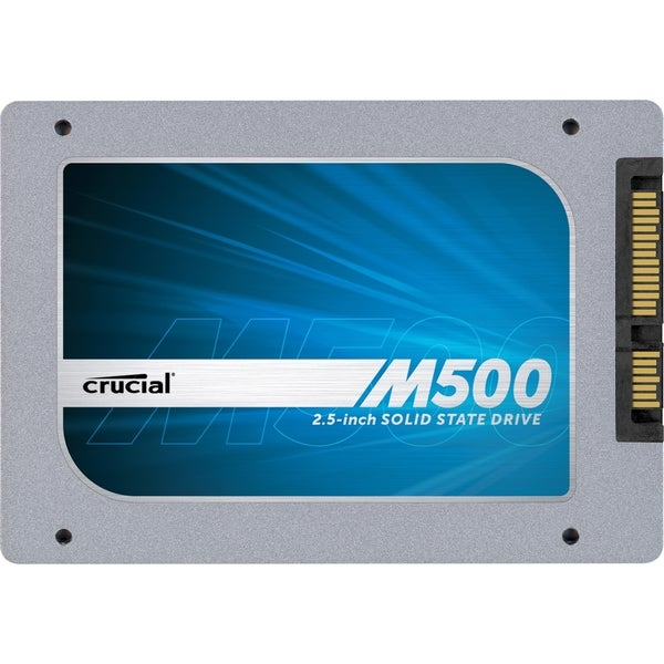 """Crucial M500 960 GB 2.5"""" Internal Solid State Drive"""