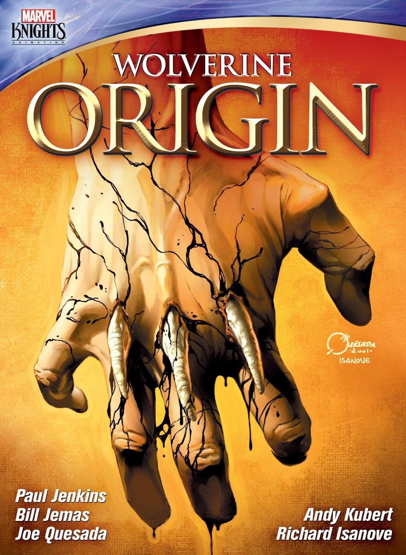 Marvel Knights: Wolverine Origin (DVD)