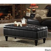Buy Black Ottomans Storage Ottomans Online At Overstock Our Best Living Room Furniture Deals