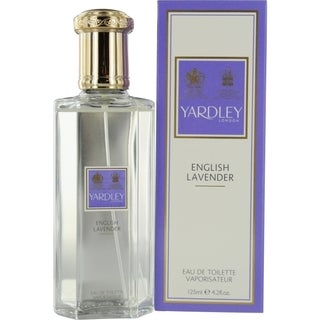 Yardley of London English Lavender Women's 4.2-ounce Eau de Toilette Spray