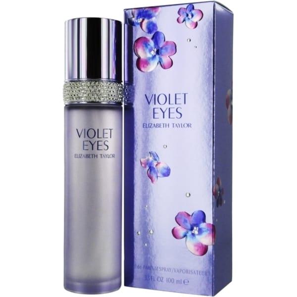 Elizabeth Taylor Violet Eyes Women's 3.4-ounce Eau de Parfum Spray
