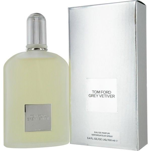 501af2b3ab965 Shop Tom Ford  Grey Vetiver  Men s 3.4-ounce Eau de Parfum Spray ...