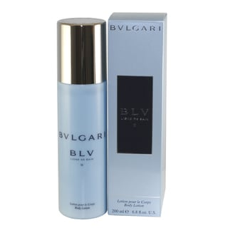 Bvlgari Blv II Women's 6.8-ounce Body Lotion
