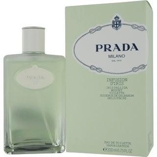 Prada Infusion D'Iris Women's 6.75-ounce Eau de Toilette Spray