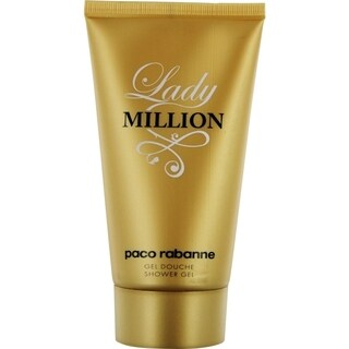 Paco Rabanne 'Lady Million' Women's 5.1-ounce Shower Gel