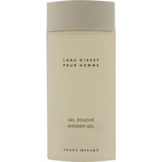 Issey Miyake L'eau D'issey Men's 6.7-ounce Shower Gel