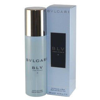 Bvlgari Blv Ii Women's 6.8-ounce Shower Gel