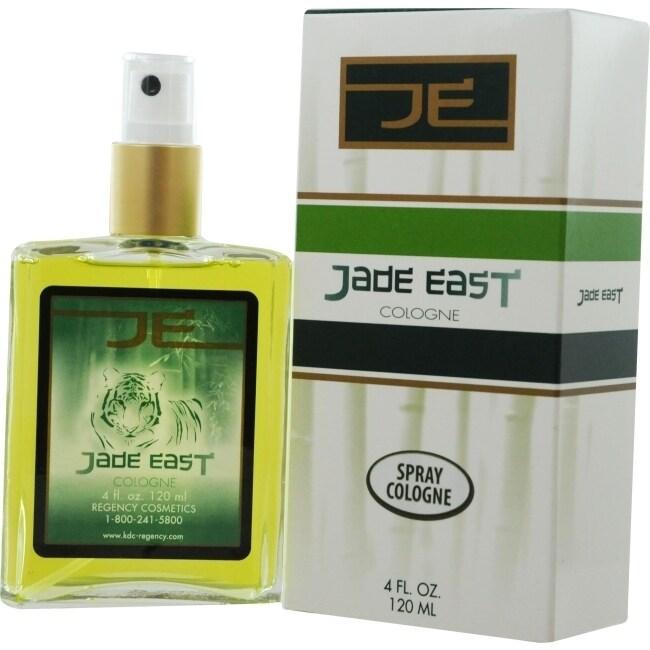 Songo Jade (Green) East Men's 4-ounce Cologne Spray, Size...