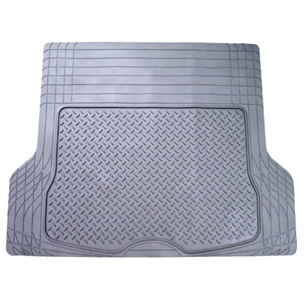 FH Group Gray Vinyl Trim-able Trunk Cargo Mat