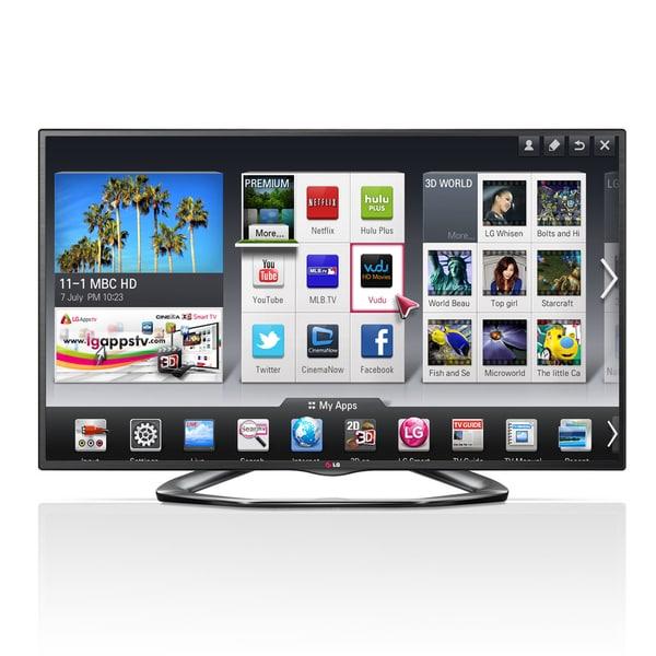 """LG 42LA6200 42"""" 3D 1080p LED-LCD TV - 16:9 - HDTV 1080p - 120 Hz"""