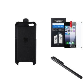 INSTEN Holster/ Protector/ Stylus for Apple iPhone 5/ 5S/ SE