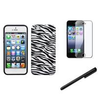 INSTEN Phone Case/ Protector/ Stylus for Apple iPhone 5/ 5C/ 5S/ SE