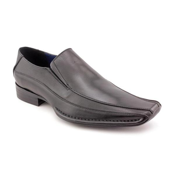 Steve Madden Men's 'Taberr' Leather Slip-on Dress Shoes