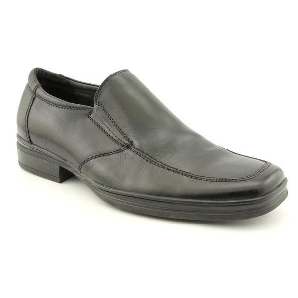 Steve Madden Men's 'Transyt' Leather Slip-on Dress Shoes