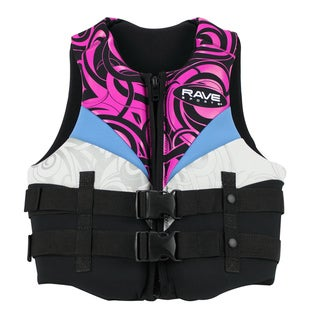 Rave Sports Women's Small Neoprene Life Vest