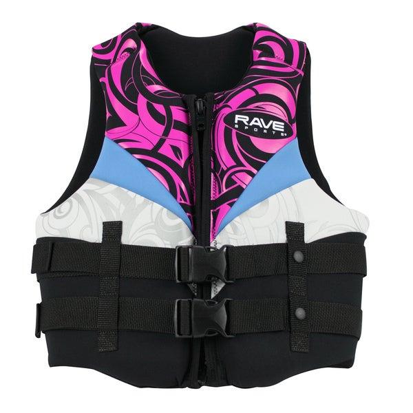 RAVE Sports Women's Large Neoprene Life Vest