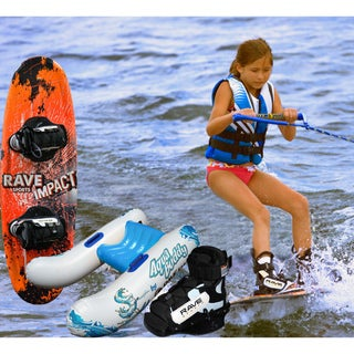 RAVE Sports Wakeboard Starter Package
