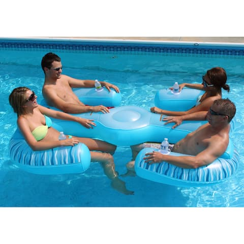 Aviva by RAVE Sports Paradise Lounge Pool Float