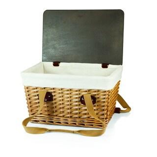 Canasta Willow Picnic Basket