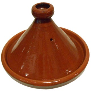 Handmade Lead-free Plain Moroccan Cooking Clay Tagine