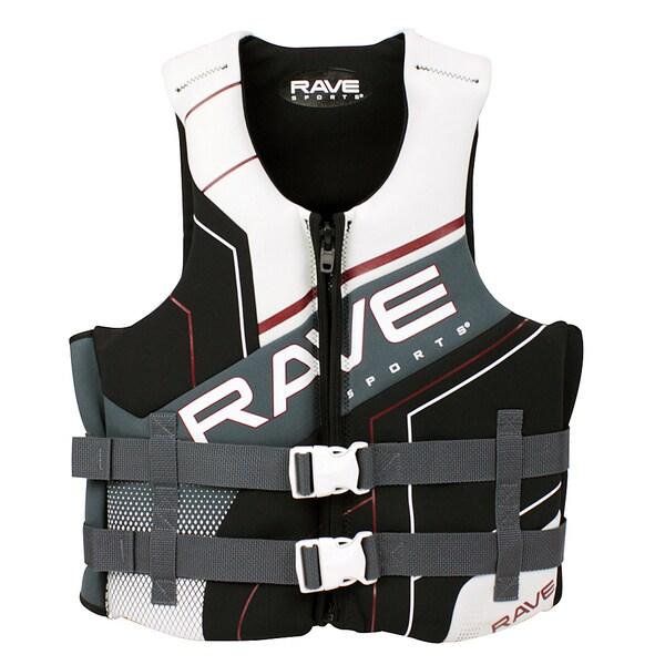 Rave Sports XL/2XL Adult Dual Neoprene Life Vest
