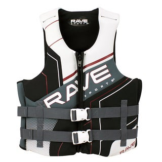 RAVE Sports Adult Dual MED/LG Neoprene Life Vest