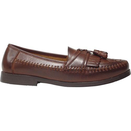 Men's Deer Stags Herman Dark Maple Leather/Synthetic - Thumbnail 1