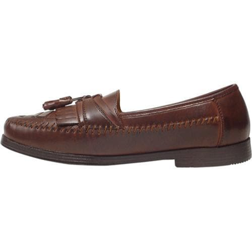 Men's Deer Stags Herman Dark Maple Leather/Synthetic - Thumbnail 2