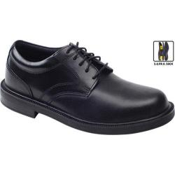 Deer Stags Men's Times Black Smooth Shoes