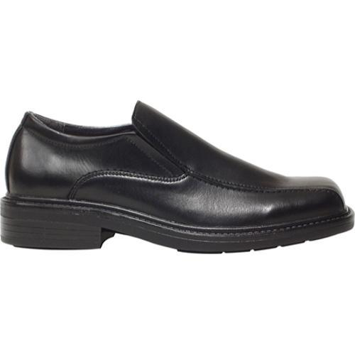 Men's Deer Stags Torino Black Smooth Leather - Thumbnail 1