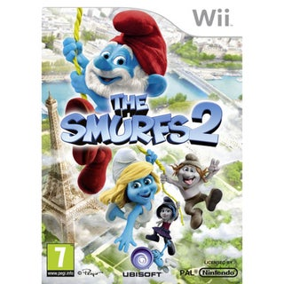 Wii - The Smurfs 2