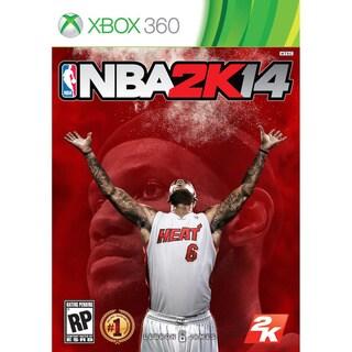 Xbox 360 - NBA 2K14